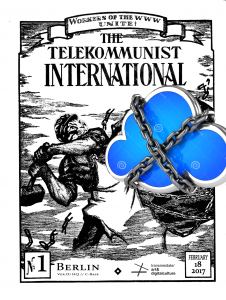 telekommunist international poster